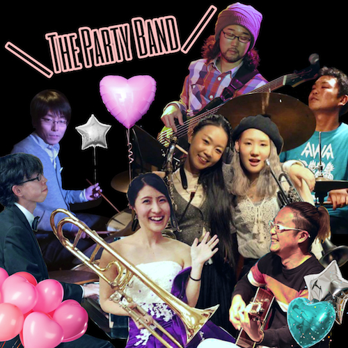 The Party Band♪